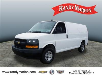 2020 Chevrolet Express 2500 4x2, Adrian Steel Commercial Shelving Upfitted Cargo Van #TR80433 - photo 4