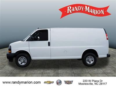 2020 Chevrolet Express 2500 4x2, Adrian Steel Commercial Shelving Upfitted Cargo Van #TR80433 - photo 5
