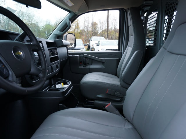 2020 Chevrolet Express 2500 4x2, Adrian Steel Commercial Shelving Upfitted Cargo Van #TR80663 - photo 14