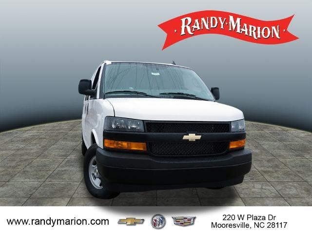 2020 Chevrolet Express 2500 4x2, Adrian Steel Commercial Shelving Upfitted Cargo Van #TR80663 - photo 3