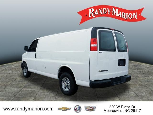 2020 Chevrolet Express 2500 4x2, Adrian Steel Commercial Shelving Upfitted Cargo Van #TR80663 - photo 6