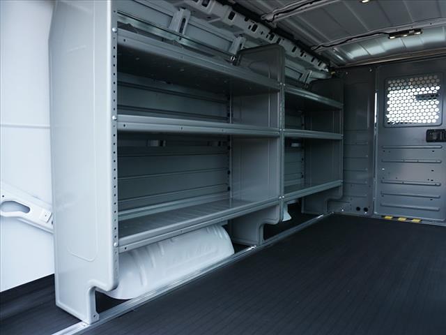 2020 Chevrolet Express 2500 4x2, Adrian Steel Upfitted Cargo Van #TR80720 - photo 11