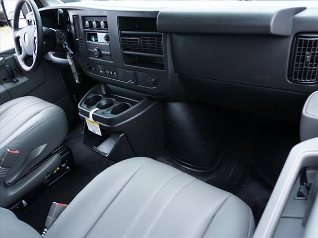 2020 Chevrolet Express 2500 4x2, Adrian Steel Upfitted Cargo Van #TR80720 - photo 16
