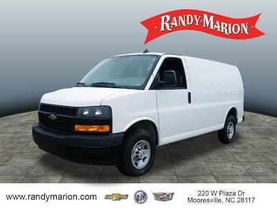 2020 Chevrolet Express 2500 4x2, Adrian Steel Upfitted Cargo Van #TR80720 - photo 4
