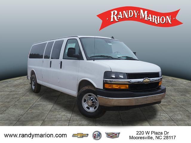 2020 Chevrolet Express 3500 4x2, Passenger Wagon #TR80807 - photo 1