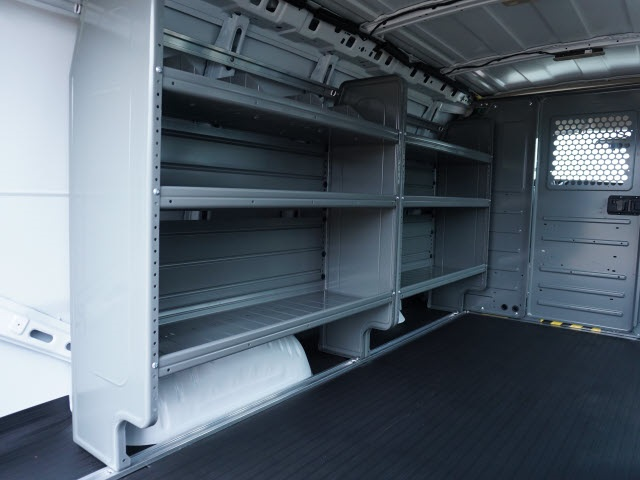 2020 Chevrolet Express 2500 4x2, Adrian Steel Commercial Shelving Upfitted Cargo Van #TR80828 - photo 11