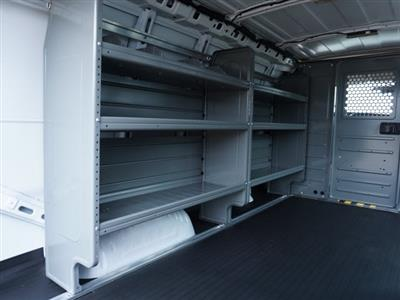 2020 Chevrolet Express 2500 4x2, Adrian Steel Commercial Shelving Upfitted Cargo Van #TR80829 - photo 11