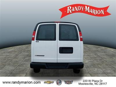 2020 Chevrolet Express 2500 4x2, Adrian Steel Commercial Shelving Upfitted Cargo Van #TR80829 - photo 7
