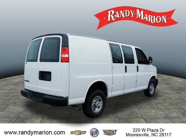 2020 Chevrolet Express 2500 4x2, Adrian Steel Commercial Shelving Upfitted Cargo Van #TR80834 - photo 8
