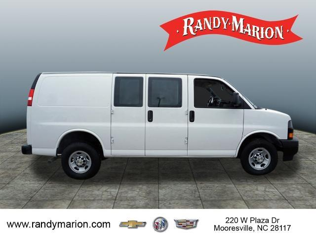 2020 Chevrolet Express 2500 4x2, Adrian Steel Commercial Shelving Upfitted Cargo Van #TR80834 - photo 9