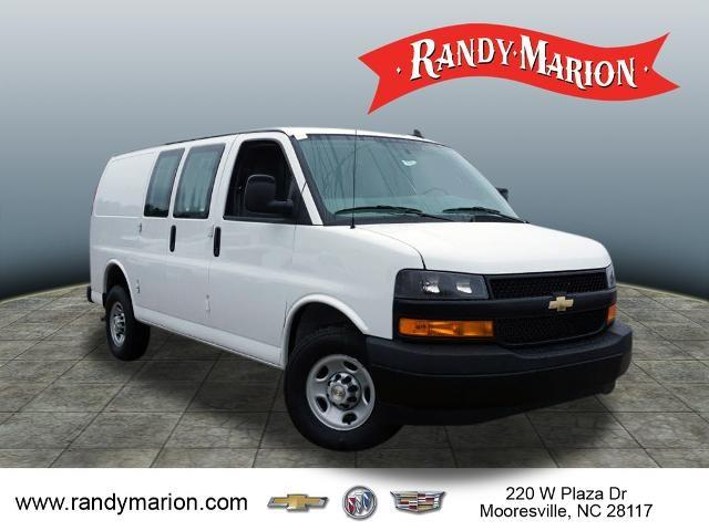 2020 Chevrolet Express 2500 4x2, Adrian Steel Commercial Shelving Upfitted Cargo Van #TR80837 - photo 1