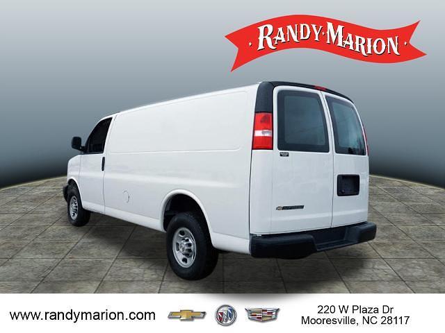 2020 Chevrolet Express 2500 4x2, Adrian Steel Upfitted Cargo Van #TR80954 - photo 6