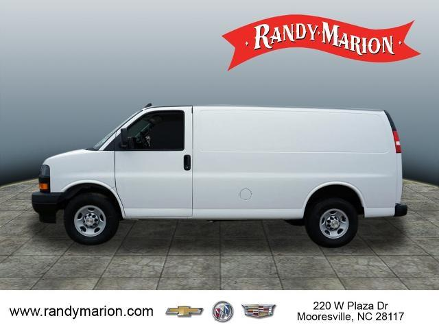 2020 Chevrolet Express 2500 4x2, Adrian Steel Commercial Shelving Upfitted Cargo Van #TR80957 - photo 5