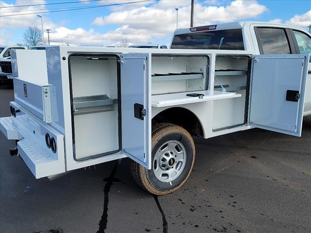 2020 Chevrolet Silverado 2500 Crew Cab 4x2, Warner Select Pro Service Body #TR81046 - photo 9
