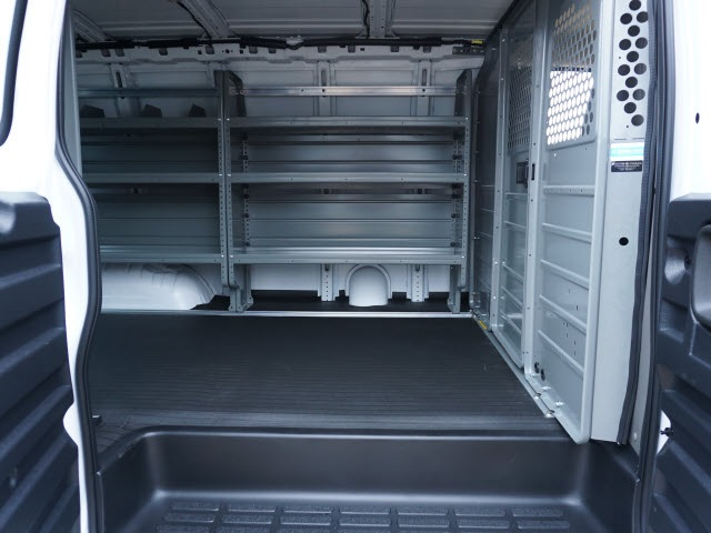 2020 Chevrolet Express 2500 4x2, Adrian Steel Commercial Shelving Upfitted Cargo Van #TR81047 - photo 17