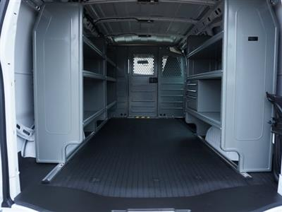 2020 Chevrolet Express 2500 4x2, Adrian Steel Commercial Shelving Upfitted Cargo Van #TR81047 - photo 2