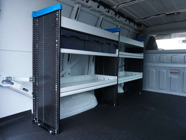 2020 Chevrolet Express 2500 4x2, Sortimo Upfitted Cargo Van #TR81057 - photo 11