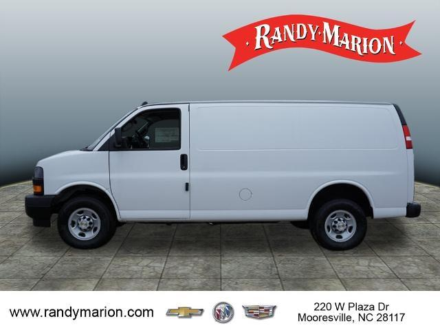 2020 Chevrolet Express 2500 4x2, Sortimo Upfitted Cargo Van #TR81057 - photo 5