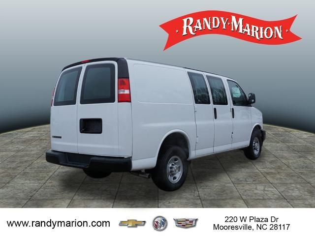 2020 Chevrolet Express 2500 4x2, Sortimo Upfitted Cargo Van #TR81057 - photo 8