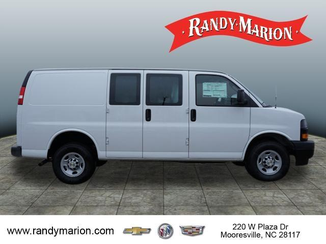 2020 Chevrolet Express 2500 4x2, Sortimo Upfitted Cargo Van #TR81057 - photo 9