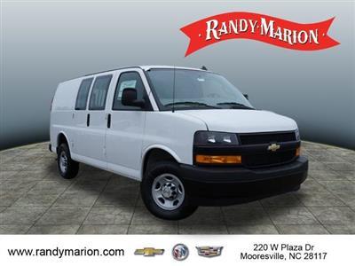 2020 Chevrolet Express 2500 4x2, Sortimo Upfitted Cargo Van #TR81057 - photo 1
