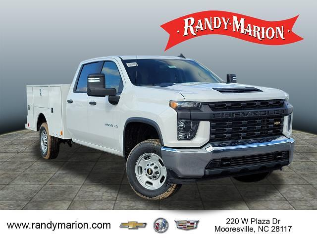 2020 Chevrolet Silverado 2500 Crew Cab 4x2, Warner Select Pro Service Body #TR81062 - photo 1