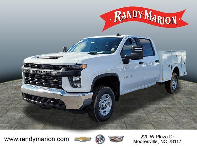 2020 Chevrolet Silverado 2500 Crew Cab 4x2, Warner Select Pro Service Body #TR81062 - photo 4