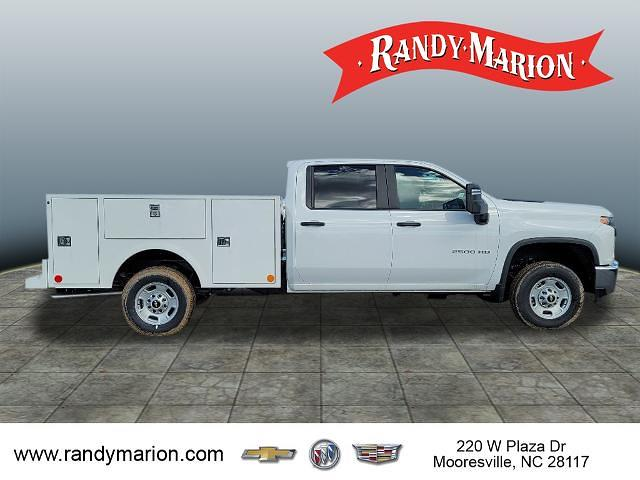 2020 Chevrolet Silverado 2500 Crew Cab 4x2, Warner Select Pro Service Body #TR81062 - photo 8