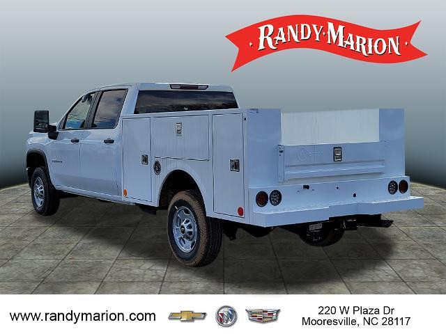 2020 Chevrolet Silverado 2500 Crew Cab 4x2, Warner Select Pro Service Body #TR81131 - photo 6