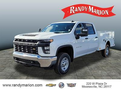 2020 Chevrolet Silverado 2500 Crew Cab 4x2, Warner Select Pro Service Body #TR81131 - photo 4