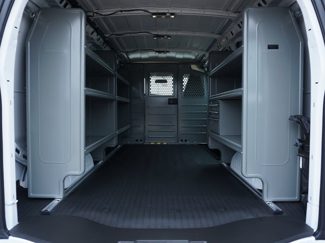 2020 Chevrolet Express 2500 4x2, Adrian Steel Commercial Shelving Upfitted Cargo Van #TR81135 - photo 2