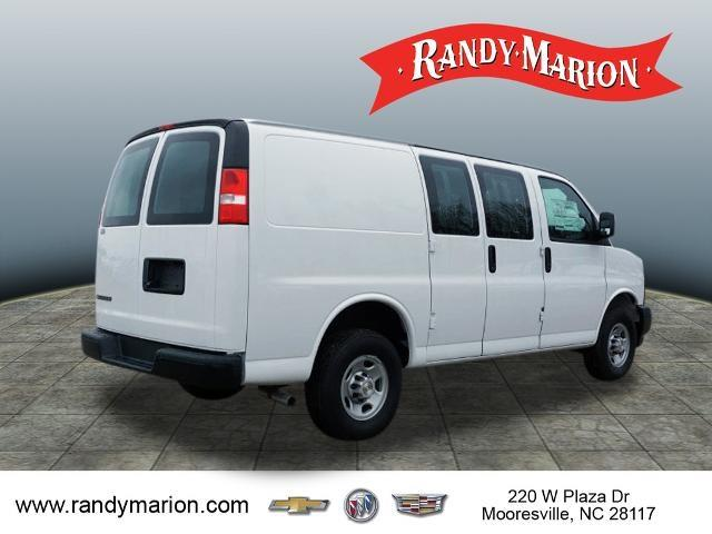2020 Chevrolet Express 2500 4x2, Adrian Steel Commercial Shelving Upfitted Cargo Van #TR81135 - photo 8