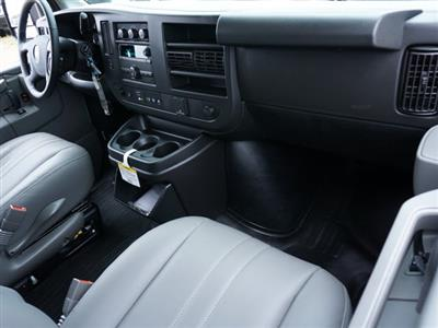 2020 Chevrolet Express 2500 4x2, Adrian Steel Commercial Shelving Upfitted Cargo Van #TR81135 - photo 16