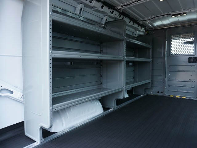 2020 Chevrolet Express 2500 4x2, Adrian Steel Commercial Shelving Upfitted Cargo Van #TR81136 - photo 11