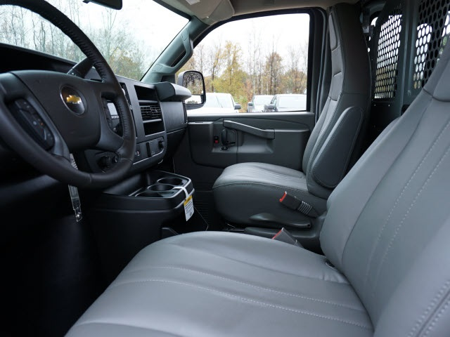 2020 Chevrolet Express 2500 4x2, Adrian Steel Commercial Shelving Upfitted Cargo Van #TR81136 - photo 14