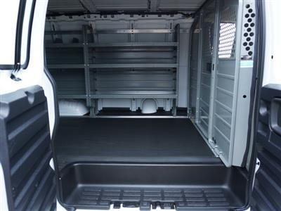 2020 Chevrolet Express 2500 4x2, Adrian Steel Commercial Shelving Upfitted Cargo Van #TR81138 - photo 17