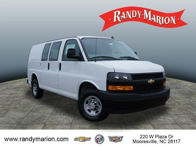 2020 Chevrolet Express 2500 4x2, Sortimo Upfitted Cargo Van #TR81324 - photo 1
