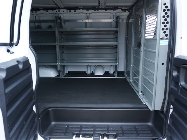 2020 Chevrolet Express 2500 4x2, Adrian Steel Commercial Shelving Upfitted Cargo Van #TR81578 - photo 17