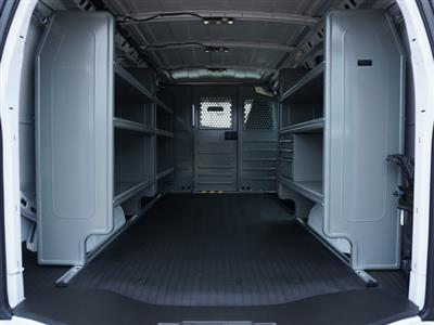 2020 Chevrolet Express 2500 4x2, Adrian Steel Commercial Shelving Upfitted Cargo Van #TR81578 - photo 2