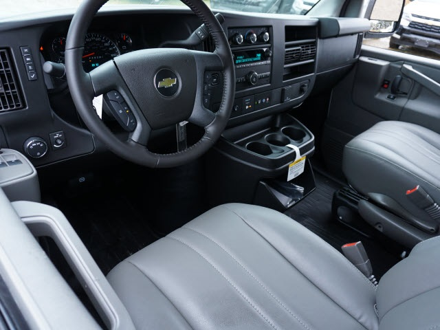 2020 Chevrolet Express 2500 4x2, Adrian Steel Commercial Shelving Upfitted Cargo Van #TR81579 - photo 15