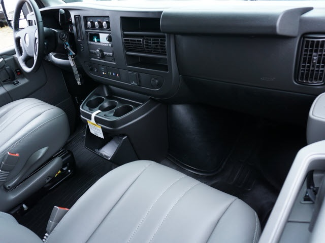 2020 Chevrolet Express 2500 4x2, Adrian Steel Commercial Shelving Upfitted Cargo Van #TR81579 - photo 16