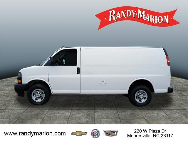 2020 Chevrolet Express 2500 4x2, Adrian Steel Commercial Shelving Upfitted Cargo Van #TR81579 - photo 5