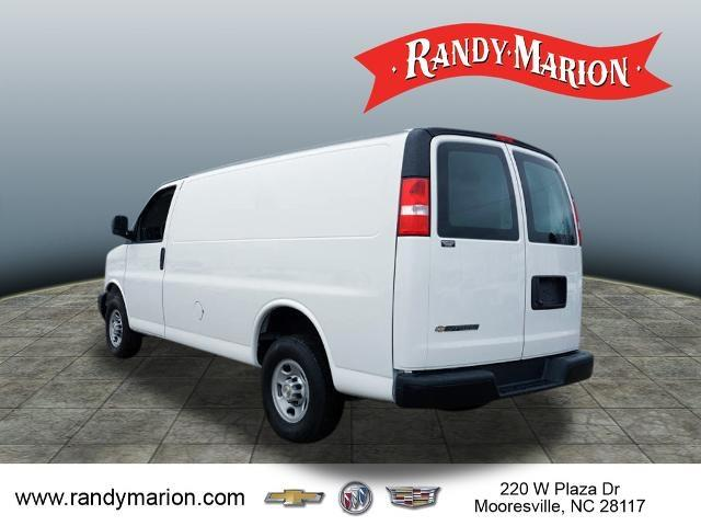 2020 Chevrolet Express 2500 4x2, Adrian Steel Commercial Shelving Upfitted Cargo Van #TR81579 - photo 6