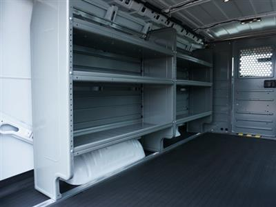 2020 Chevrolet Express 2500 4x2, Adrian Steel Commercial Shelving Upfitted Cargo Van #TR81579 - photo 11