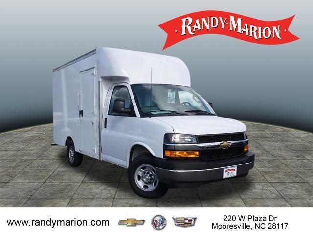 2020 Chevrolet Express 3500 4x2, Supreme Spartan Cargo Cutaway Van #TR81586 - photo 1