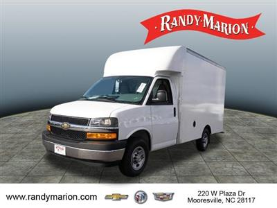 2020 Chevrolet Express 3500 4x2, Supreme Spartan Cargo Cutaway Van #TR81586 - photo 4