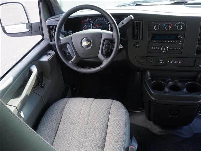 2020 Chevrolet Express 3500 4x2, Supreme Spartan Cargo Cutaway Van #TR81605 - photo 14