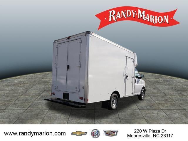 2020 Chevrolet Express 3500 4x2, Supreme Spartan Cargo Cutaway Van #TR81605 - photo 2