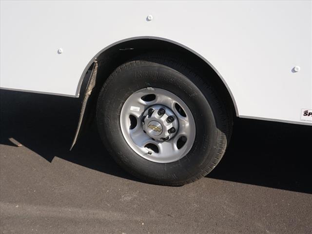 2020 Chevrolet Express 3500 4x2, Supreme Spartan Cargo Cutaway Van #TR81605 - photo 9