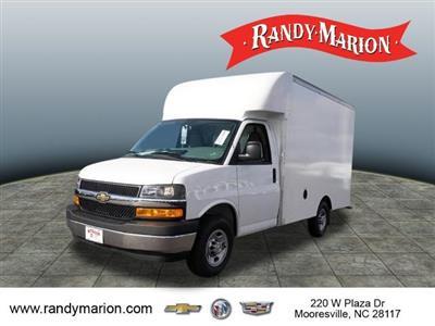 2020 Chevrolet Express 3500 4x2, Supreme Spartan Cargo Cutaway Van #TR81605 - photo 4